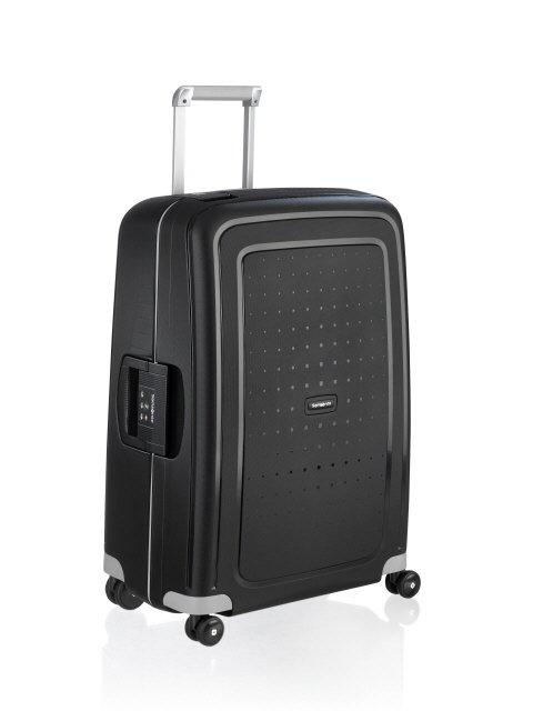 Bagaż wykonany jest z mocnego polipropylenu