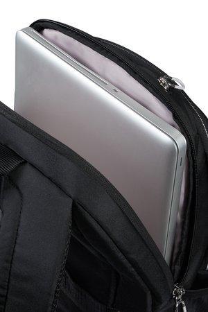 Kieszeń usytuowana z tyłu przeznaczona na laptopa