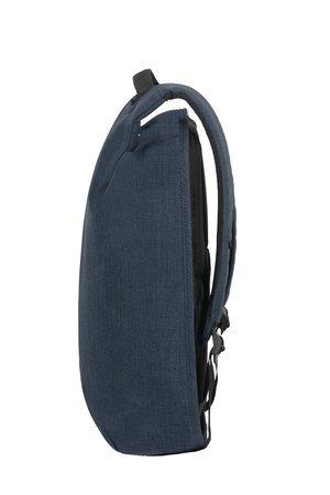 "Plecak na laptopa antykradzieżowy SECURIPAK LAPT.BACKPACK 15.6"" ECLIPSE BLUE"