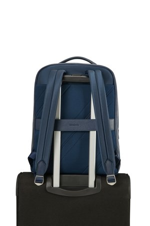 "Plecak damski na laptopa  ZALIA 2.0 BACKPACK 14.1"" BLUE"
