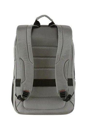 Plecak posiada na tyle tunel umożliwiający nałożenie plecaka na stelaż innego bagażu
