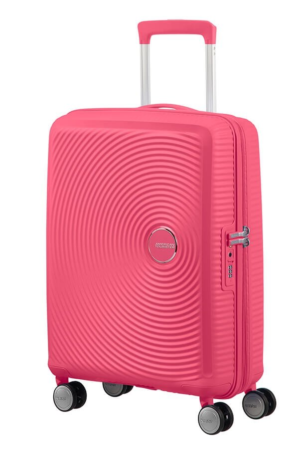 Walizka SOUNDBOX-SPINNER 67/24 TSA EXP Hot pink