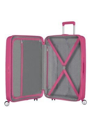 Bagaż SOUNDBOX SPINNER 77/28 TSA EXP MAGENTA