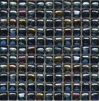 Mozaika Szklana Hard Candy Black MS-09 30x30