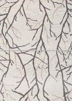 Inverno Tree Dekor 2-elemntowy 2x 25x36