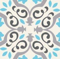 Patch White Dekor (Mix 20 dekoracji) 22,3x22,3