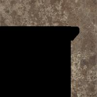 Ilario Brown Cokół 2 El. Prawy 8,1x30