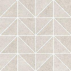 Keep Calm Grey Triangle Mosaic Matt 29x29