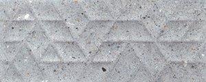 Tubądzin Dots Graphite STR 29,8x74,8