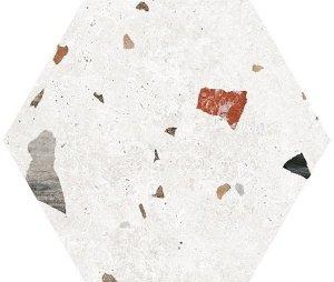 Codicer Sonar White Hex 22x25