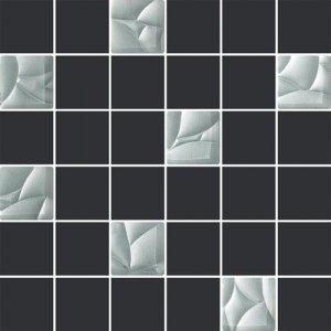 Esten Bianco/Grafit Mozaika 29,8x29,8