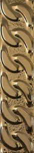 Paradyż Fashion Spirit Copper Listwa Struktura 9x39,8