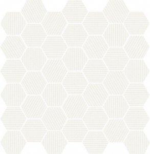 Muzi White Mosaic 29,x29,7