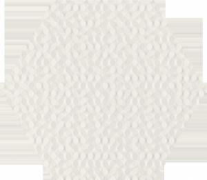 Paradyż Noisy Whisper White Struktura 17,1x19,8