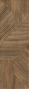 Woodskin Brown A Struktura 29,8x89,8
