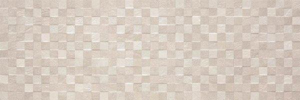 Intro Mosaico Crema 30x90