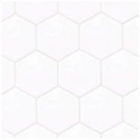 Equipe Hexatile Blanco Mate 17,5x20