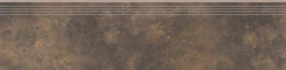 Apenino Rust Lappato Stopnica 29,7x119,7
