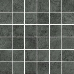 OPOCZNO pietra dark grey mosaic 29,7x29,7 szt.