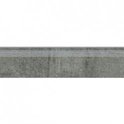 OPOCZNO newstone graphite steptread 29,8x119,8