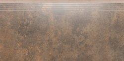 CERRAD apenino rust rect stopnica nacinana lappato  597x297x8,5 g1 szt.