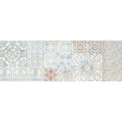 CERAMIKA COLOR vinci patchwork dekor 25x75 m2 g1