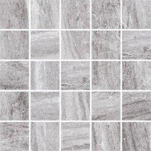 CERAMIKA KONSKIE strada grey mosaic 25x25 szt g1