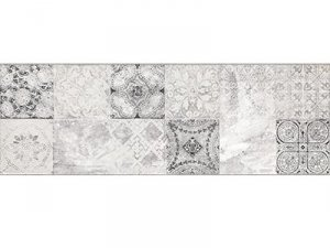 CERAMIKA KONSKIE locarno patchwork inserto 25x75 szt g1
