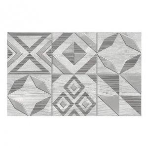 CERAMIKA COLOR equador dekor patchwork 25x40 szt g1