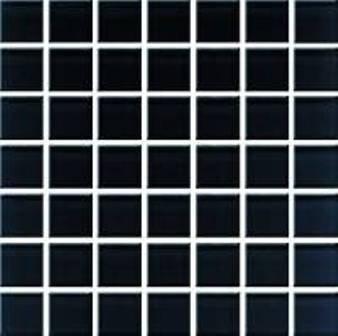 CERAMIKA KOŃSKIE Domenico black glass mosaic 20x20 G1. pcs