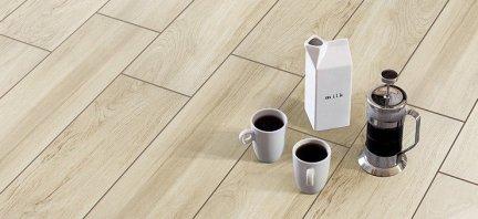 CERRAD podłoga mustiq beige 600x175x8 g1 m2.