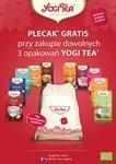 Promocja 3+1 PLECAK Yogi Tea GRATIS