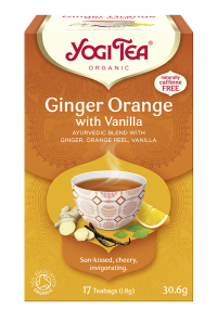 A527 Imbirowo-pomarańczo<br />wa z wanilią GINGER ORANGE WITH VANILLA