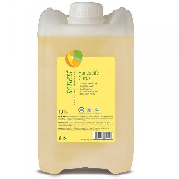 D144 Mydło w płynie CYTRUS - opakowanie uzupełniające 10 litrów