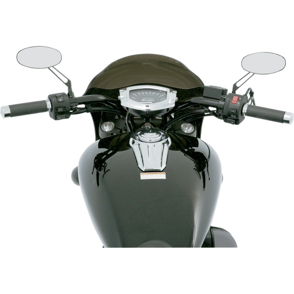 Batwing + mount kit + windshield Yamaha xv 650 xvs 1100 xvs 1300 xv 1700 Warrior xv 1900