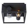 NOWOCZESNA LAMPA SUFITOWA PLAFON ZEWNĘTRZNY LUCIDE CARYN 27100/02/30