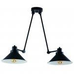 LAMPA SUFITOWA PLAFON TECHNO NOWODVORSKI 9143
