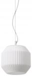 BIAŁA LAMPA WISZĄCA ORIGAMI-1 SP1 IDEAL LUX 200583