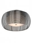 NOWOCZESNA LAMPA PLAFON SREBRNY ZUMA LINE TANGO CEILING MX1104-2