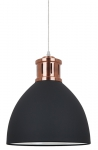 LAMPA WISZĄCA LOLA ITALUX MD-HN8100-BK+RC