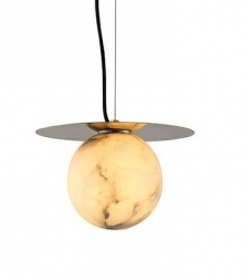 NOWOCZESNA LAMPA SUFITOWA GLAMOUR MOOSEE HALO MSE010100142
