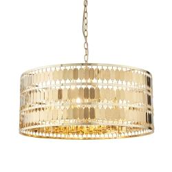 NOWOCZESNA LAMPA SUFITOWA WISZĄCA GLAMOUR ENDON ELDORA 90299