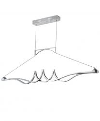 NOWOCZESNA LAMPA SUFITOWA LED MAYTONI WAVE MOD556-02-N