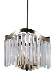 KRYSZTAŁOWA LAMPA WISZĄCA ITALUX SABRIGA PND-44544-3