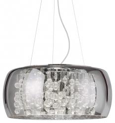 KRYSZTAŁOWA LAMPA WISZĄCA AUDI-80 SP8 IDEAL LUX