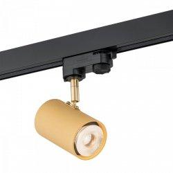 NOWCZESNY REFLEKTOR LED 9W DO ZAMONTOWANIA NA SZYNOPRZEWODZIE 3F ARGON HAGA 4323