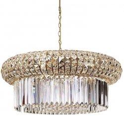 KRYSZTAŁOWA LAMPA WISZĄCA NABUCCO SP16 IDEAL LUX 237800