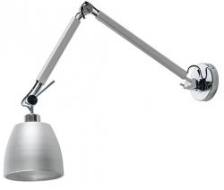 LAMPA ŚCIENNA AZZARDO WALL S PENDANT ALU  AZ2298+AZ2594