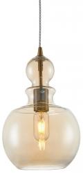 NOWOCZESNA LAMPA WISZĄCA MAYTONI TONE P003PL-01BZ