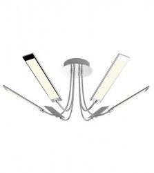 ZUMA LINE LEXI CEILING PL180109-6C LAMPA SUFITOWA LED 30W